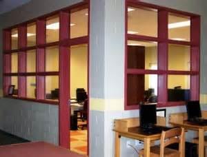 hollow metal frames borrowed lites security door