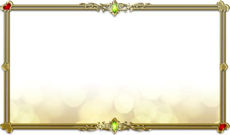Border Picture Hd by Frame Gold Transparent Png Pictures Free Icons And Png