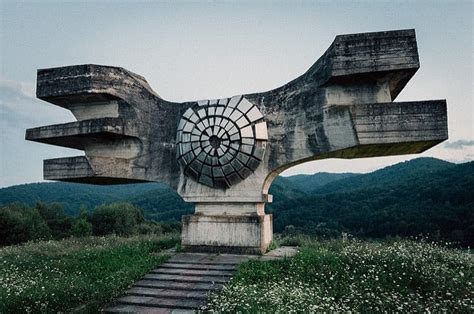 The Brutalist Architecture Of Former Yugoslavia At Moma
