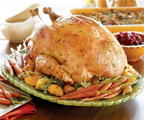 turkey recipes juicy roast turkey recipe finecooking