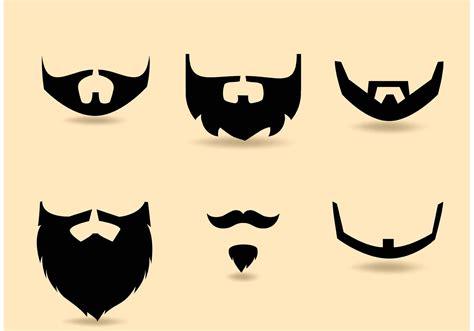 Free Vector Beard Set - Download Free Vector Art, Stock ...
