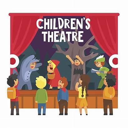 Acting Illustrations Child Clip Scene Similar