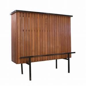 Bar D Appartement : comptoir ou bar d 39 appartement ann es 1950 ~ Teatrodelosmanantiales.com Idées de Décoration