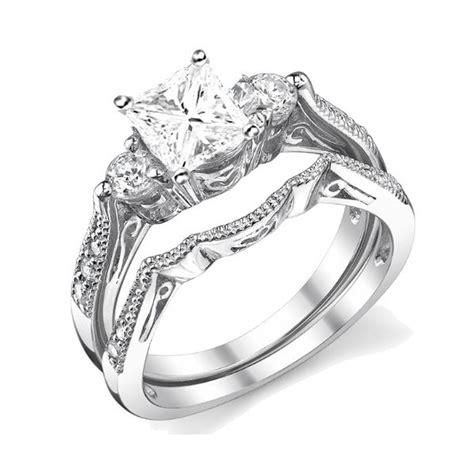 antique wedding ring set jeenjewels