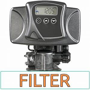 Fleck 5600sxt Filter Only Control Head  Backwash Only
