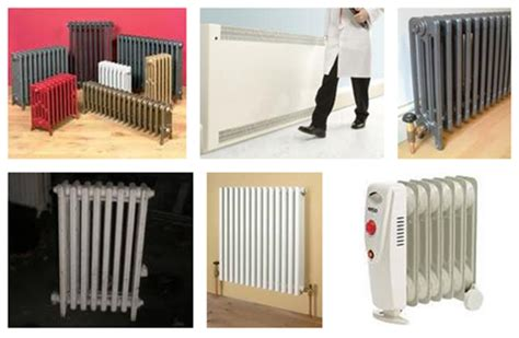 Sizing Radiators For Home Central Heating Systems