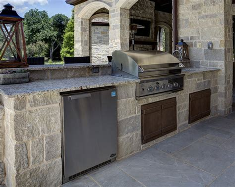 limestone outdoor kitchen granite fireplace colonial marble granite