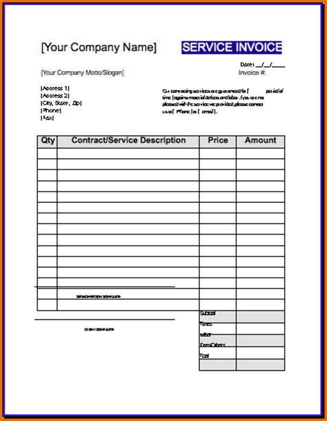 independent contractor invoice template 10 independent contractor invoice template authorizationletters org