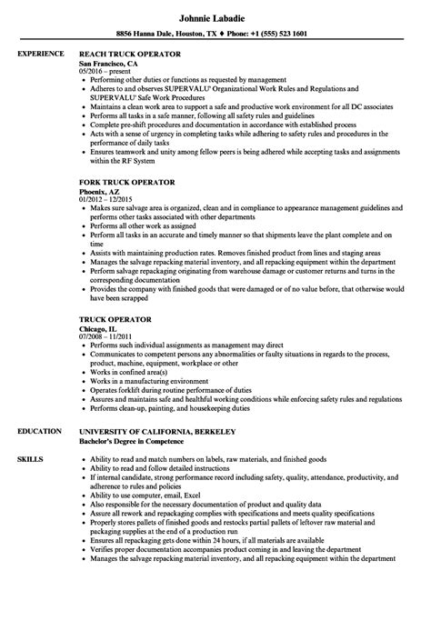federal fast 24 hour resume generous oilfield operator resume exles pictures