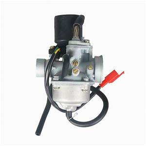 19mm Carburetor For Piaggio Zip Yamaha Jog 50cc 90cc 100cc