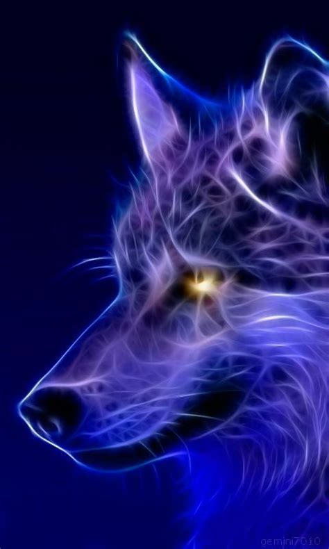 Cool Animal Wallpapers Wolf - wolf fanasty title wolf abstract lights artwork