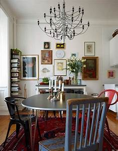 Bohemian Modern Style - Eclectic Dining