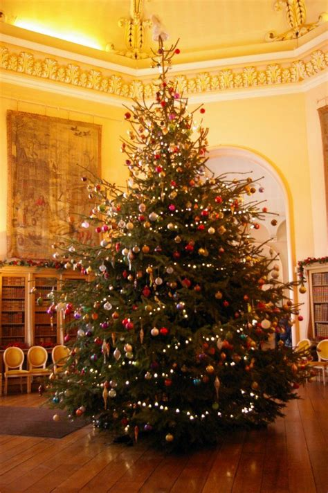 castle howard christmas uk palaces castles castlehoward