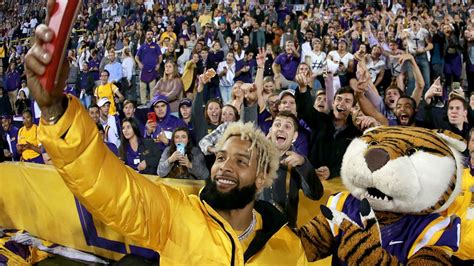 LSU Bans Odell Beckham Jr. for Two Years As Part of Self ...