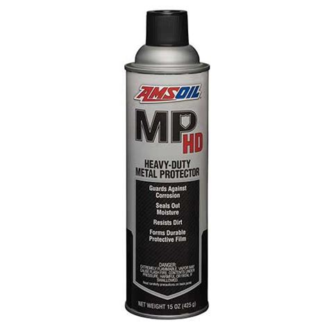 AMSOIL Offers Heavy-Duty Metal Protector