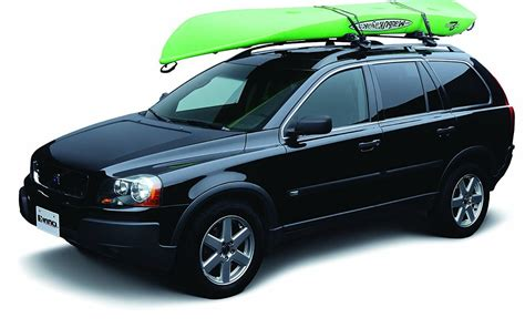 roof rack for kayak sit on top kayak roof rack inno storeyourboard