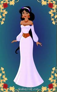 jasmine wedding dress disney princess wedding dress With princess jasmine wedding dress