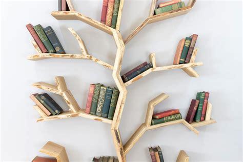 tree bookshelves elm tree bookshelf the green head