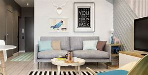 Small, Modern, Living, Room, Decorating, Ideas, To, Make, The, Most, Of, Your, Space