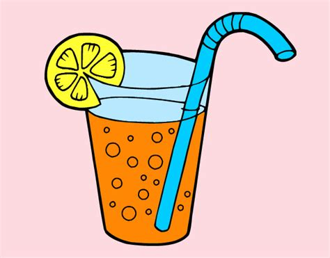 Disegni Bicchieri by Disegno Aranciata Colorato Da Il 16 Di Febbraio 2012