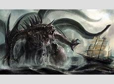 The gallery for > The Kraken Kaiju