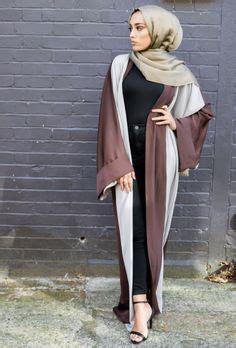 abaya ootd muska jahan images  pinterest