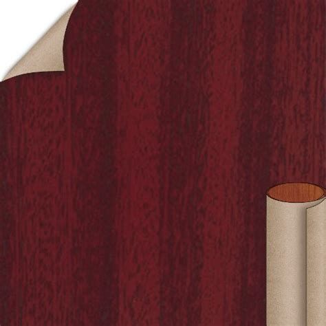 nevamar royal mahogany high luster finish  ft   ft