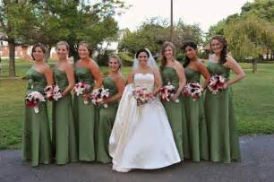 fall color bridesmaid dresses real fall wedding inspiration enchanted forest wedding flowers