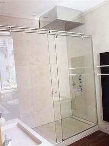 Parois De Douche Sur Mesure : paroi de douche sur mesure castorama maison design ~ Dailycaller-alerts.com Idées de Décoration