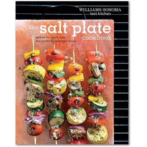 salt plate cookbook williams sonoma au