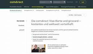 Comdirect Visa Abrechnung : comdirect visa kreditkarte vergleich 07 2018 versteckte ~ Themetempest.com Abrechnung