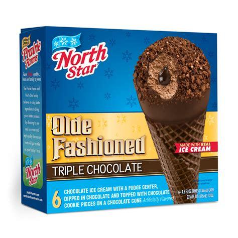 cones north star frozen treats