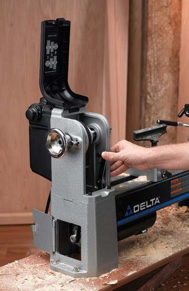 delta  wood lathe     mikes tools