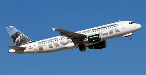 Frontier Airlines Reviews and Flights - TripAdvisor