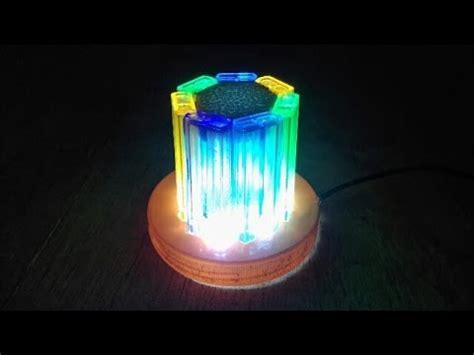 membuat lampu tidur lampu pajangan led youtube