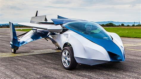 Production-ready Aeromobil Flying Car To Debut This Month