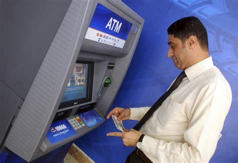 banks  test atms  accept  smartphone