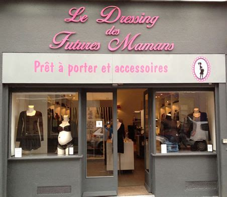 magasin de vêtements de grossesse à brest
