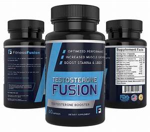 Lead Page - Testosterone Fusion