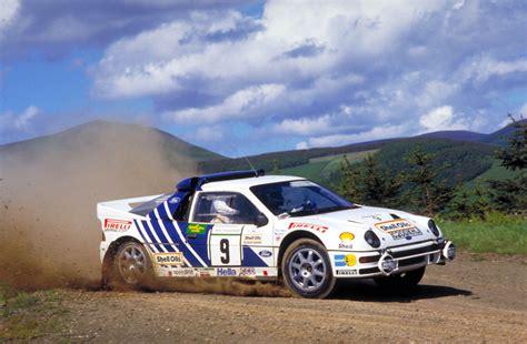rally ford cars rs200 killer rs racing class 1980s era golden last race 1986 escort rallying autoevolution speedhunters source b5