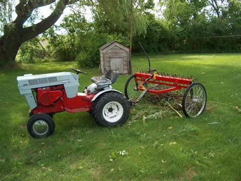 homemade tractor homemade hay rake for tractor google search tractor