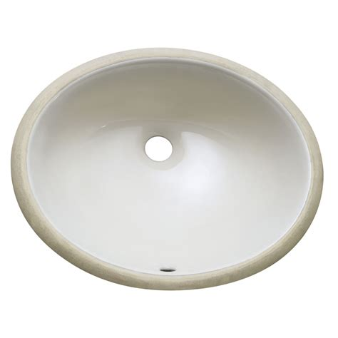 18 inch bathroom sink 18 inch under mount linen oval vitreous china sink uvaccum18ln