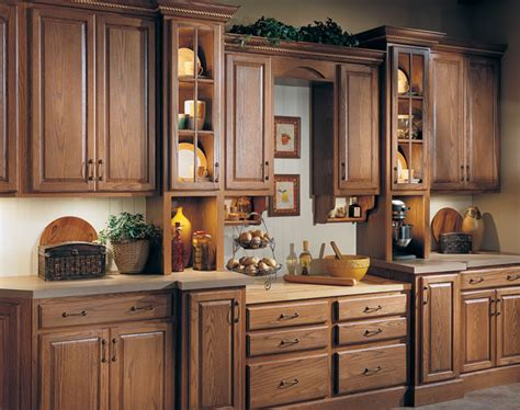 Woodstar Seacrest Birch Cabinets by Quality Cabinets