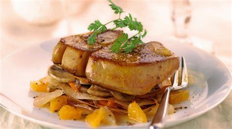 cuisiner le foie gras noël sélection de plats raffinés et faciles à préparer