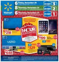 walmart black friday 2015 ads and sales
