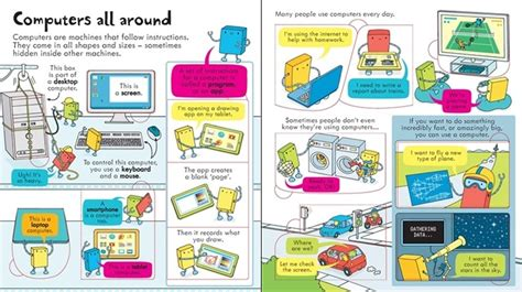 usborne look inside how computers work toysdirect toys baby toys malaysia