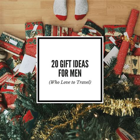 christmas gift guide 20 great gift ideas for men