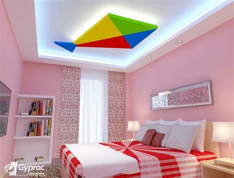 Get In The Festive Mood With Gyproc Falseceilings! Visit