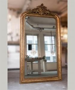 Spiegel 60 X 40 : antieke franse spiegel met ornament ~ Bigdaddyawards.com Haus und Dekorationen