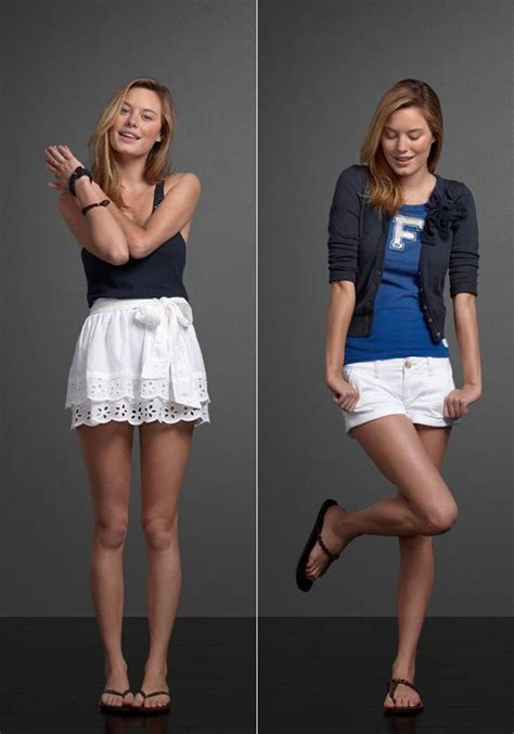 abercrombie and fitch woman classic looks summer 2011 fashion pinterest abercrombie fitch